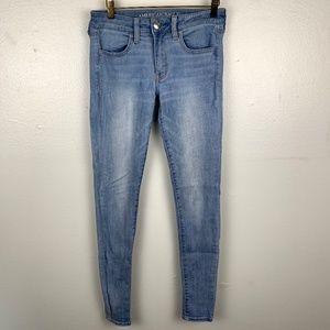 American Eagle Jegging Skinny Jeans